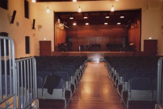 Αίθουσα εκδηλώσεων Ιονίου Ακαδημίας